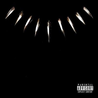 Black Panther (OST by Kendrick Lamar) (2LP)