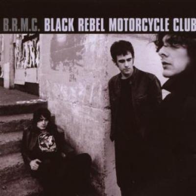 Black Rebel Motorcycle Club - B.R.M.C  (Bonus Track Edition) (cover)