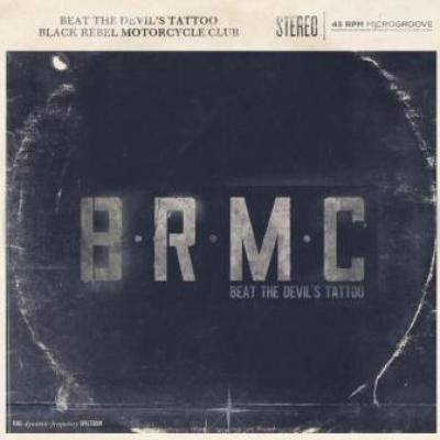B.R.M.C. - Beat The Devil's Tattoo (cover)