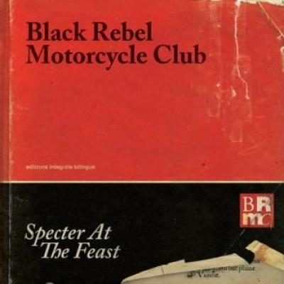 B.R.M.C. - Specter At The Feast (cover)