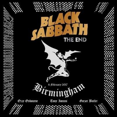 Black Sabbath - End (Live in Birmingham) (DVD)