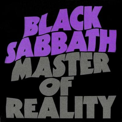 Black Sabbath - Master Of Reality (cover)