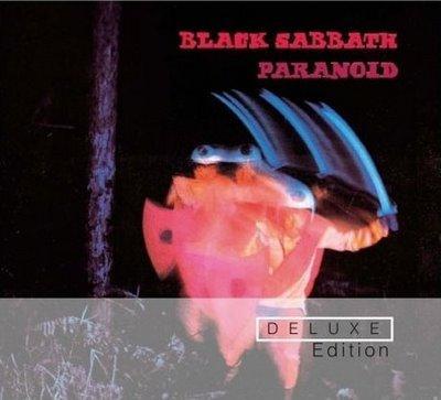 Black Sabbath - Paranoid (Deluxe Edition) (cover)