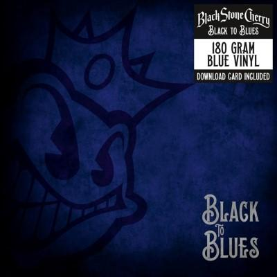 Black Stone Cherry - Black To Blues (Blue Vinyl) (LP+Download)