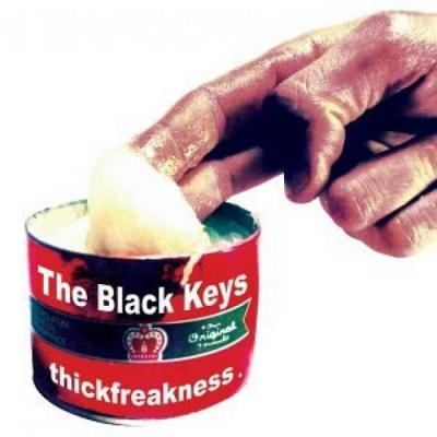 Black Keys - Thickfreakness (LP) (cover)