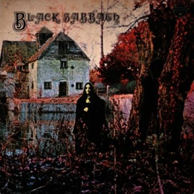 Black Sabbath - Black Sabbath (LP) (cover)