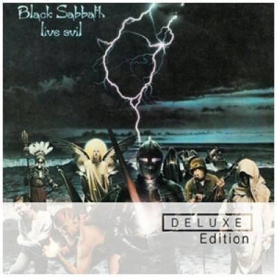 Black Sabbath - Live Evil (cover)