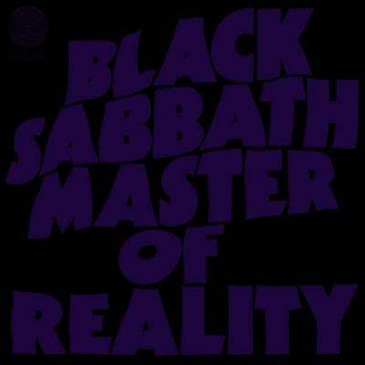 Black Sabbath - Master Of Reality (LP) (cover)
