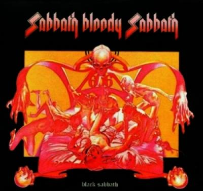 Black Sabbath - Sabbath Bloody Sabbath (LP) (cover)