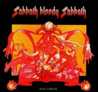 Black Sabbath - Sabbath Bloody Sabbath (cover)