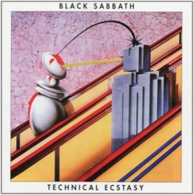 Black Sabbath - Technical Ecstasy (cover)