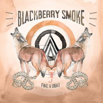 Blackberry Smoke - Find a Light (2LP)