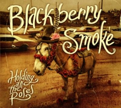 Blackberry Smoke - Holding All The Roses (LP) (cover)