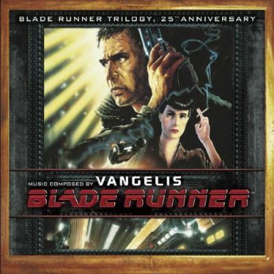 Blade Runner Trilogy (OST by Vangelis) (25th Anniversary) (3CD)