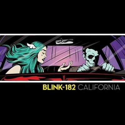 Blink 182 - California (Deluxe) (2CD)