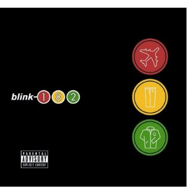Blink 182 - Take Off Your Pants And Jacket (LP)