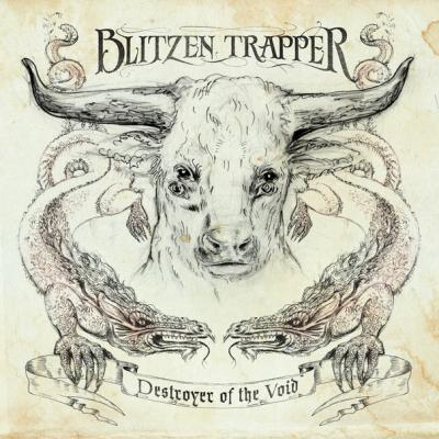 Blitzen Trapper - Destroyer Of The Void (LP) (cover)