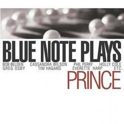 Blue Note Plays Prince (cover)