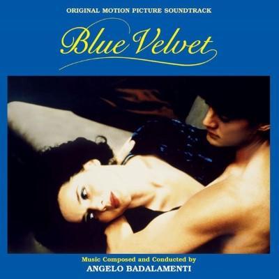 Blue Velvet (OST by Angelo Badalamenti) (LP)