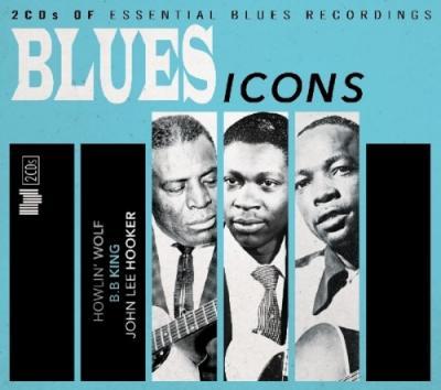 Blues Icons (2CD)