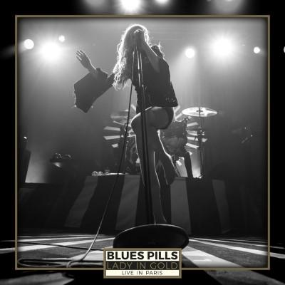 Blues Pills - Lady In Gold (Live In Paris) (Limited) (2LP)