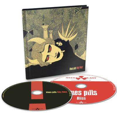 Blues Pills - Holy Moly! (Digibook) (2CD)