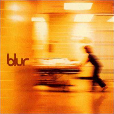 Blur - Blur (cover)