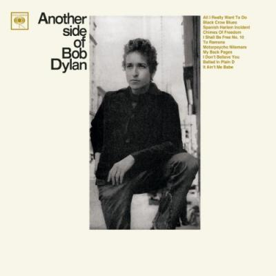 Dylan, Bob - Another Side Of (cover)