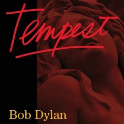 Dylan, Bob - Tempest (LP+CD) (cover)
