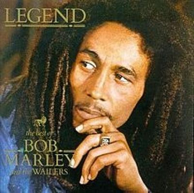 Marley, Bob & The Wailers - Legend (LP)