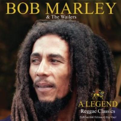Marley, Bob  - Legend (LP) (cover)