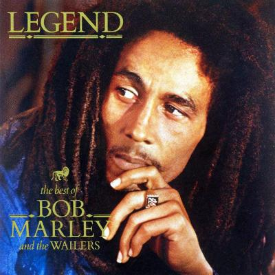 Marley, Bob & The Wailers - Legend (+Bonustracks) (cover)