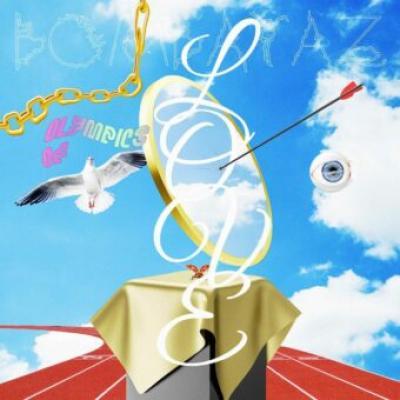 BOMBATAZ - OLYMPICS OF LOVE (LP) (Coloured)