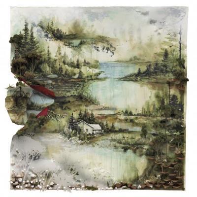 Bon Iver - Bon Iver (LP) (cover)