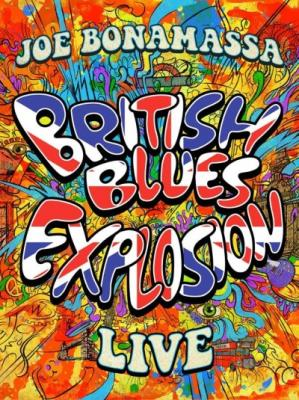 Bonamassa, Joe - British Blues Explosion Live (2DVD)