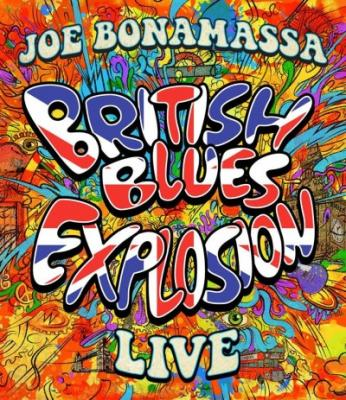 Bonamassa, Joe - British Blues Explosion Live (BluRay)