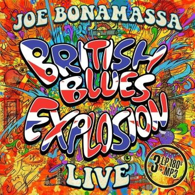 Bonamassa, Joe - British Blues Explosion Live (Coloured Vinyl) (3LP+Download)