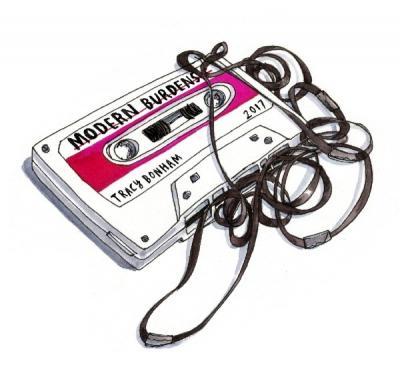 Bonham, Tracy - Modern Burdens (LP)