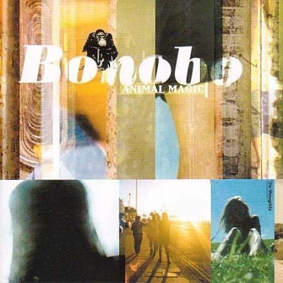 Bonobo - Animal Magic (cover)
