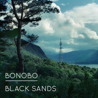 Bonobo - Black Sands (cover)