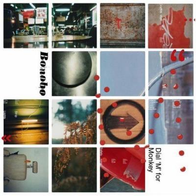 Bonobo - Dial M For Monkey (cover)
