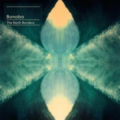 Bonobo - The North Borders (LP) (cover)