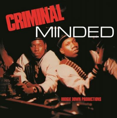 Boogie Down Productions - Criminal Minded (2LP)