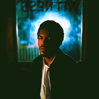 Booker, Benjamin - Witness (Blue Vinyl) (LP)