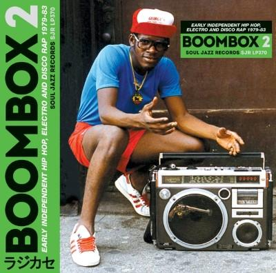 Boombox 2 (Early Independent Hip Hop, Electro & Disco Rap 1973-83) (2CD)