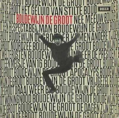 Boudewijn De Groot - Boudewijn De Groot (cover)