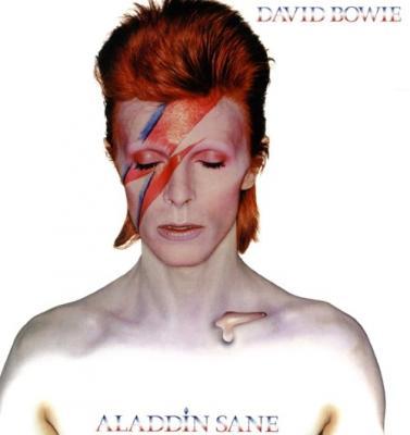 Bowie, David - Aladdin Sane (Remastered) (LP)