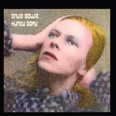 Bowie, David - Hunky Dory (Gold Vinyl) (LP)