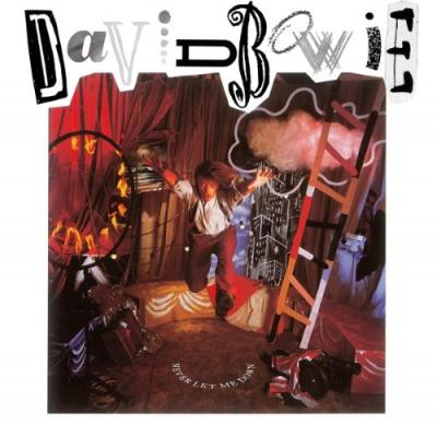 Bowie, David - Never Let Me Down (LP)