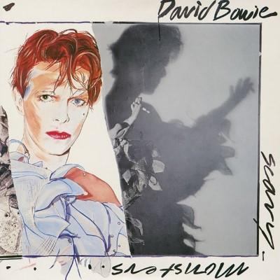 Bowie, David - Scary Monsters (LP)